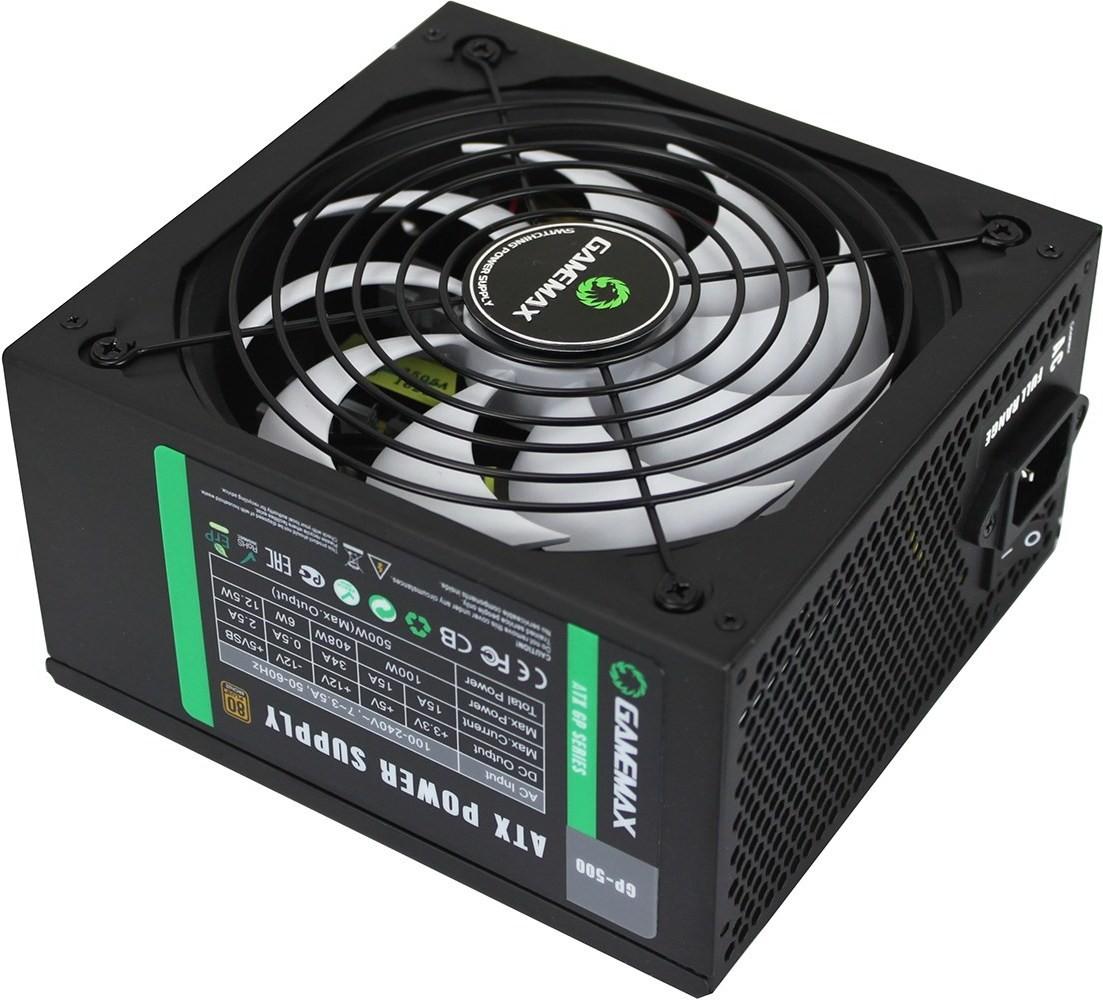 Harga Jual Power Supply Gamemax Gp450 450w 80 Plus Bronze Malang Fsp Hexa H2 400
