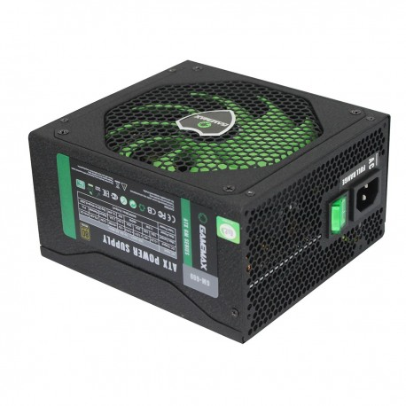 GAMEMAX GM600 - 600W Modular 80+ Bronze
