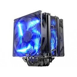 PC Cooler East Ocean X6 Blue,Red,white