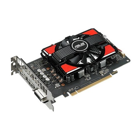 ASUS RX550 Tweak 4GB-128BIT-DDR5