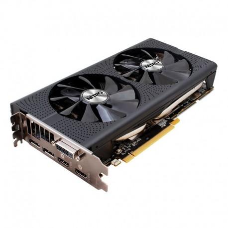 Sapphire RX580 Nitro Plus 8GB-DDR5-256bit