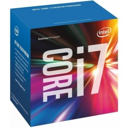 Intel Core I7 7700 Kabylake 4,2Ghz - 1151