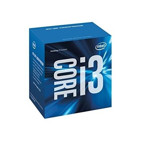 Intel Core I3 7100 Kabylake 3,9Ghz - 1151