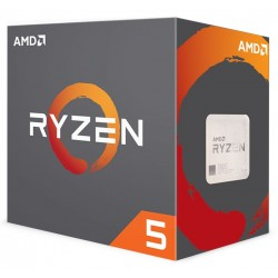 AMD RYZEN 5 1600X 6-Core 3.6 GHz  - AM4