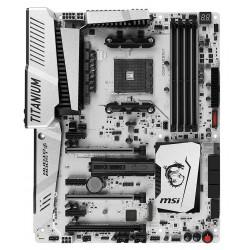 MSI X370 Power gaming titanium - AM4