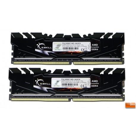 Gskill FLARE X RYZEN F4 16GB 8X2 3200MHZ