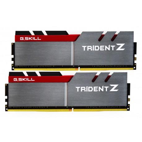 Gskill Trident Z 16GB DDR4 (2X8GB) 3200mhz F4-3200C16D-16GTZB