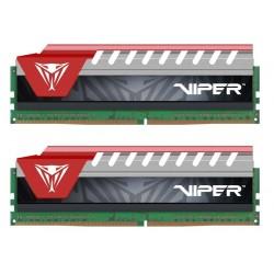 Viper Elite Series DDR4 8GB (2x4GB) 2400MHz Kit (Red)