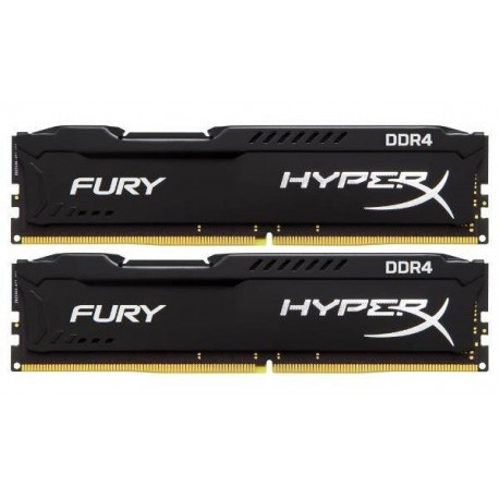 Kingston Hyper Fury 16GB (2x8) PC17000/2133mhz DDR4