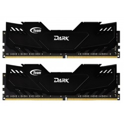 TEAM Dark 8GB (2X4) Ddr4 PC19200/2400MHZ