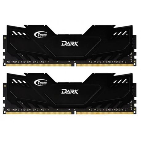 TEAM Dark 16GB (2X8) Ddr3 PC12800/1600MHZ