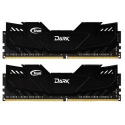 TEAM Dark 8GB (2X4) Ddr3 PC12800/1600MHZ