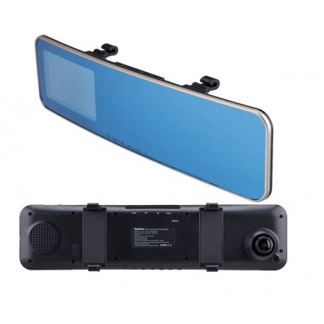 Car Recorder Camcoder remax rear view mirror and recorder CX-02