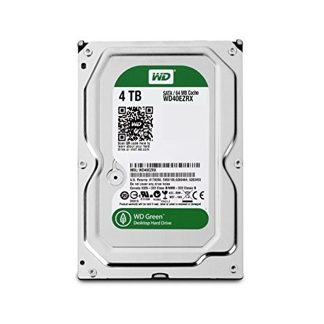 Western Digital GREEN 3.5 Inch sata3 - 4 TB