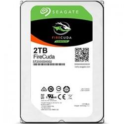 SSHD (SSD+HDD) Seagate 3.5 Inch - 2TB