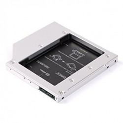 HDD / SSD Caddy 9MM (SATA to SATA)  For Laptop