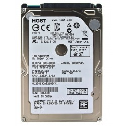 HGST Hitachi 2.5 Inch sata 3 - 1TB Laptop