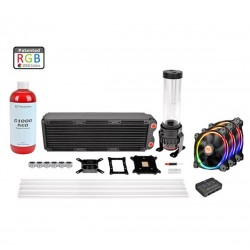 Thermaltake Pacific RL360 D5 Hard Tube RGB Water Cooling Kit