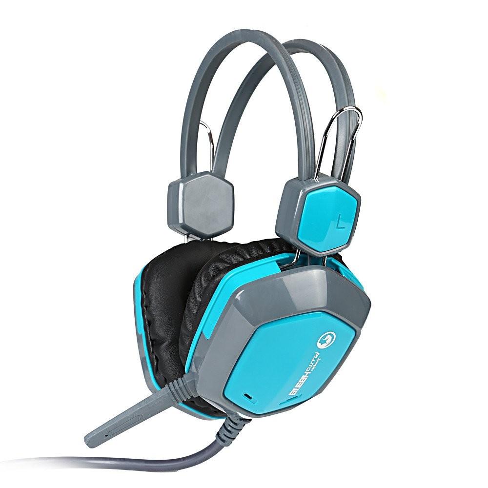 Headset Mic Kios Komputer Gaming Rexus Marvo H8318