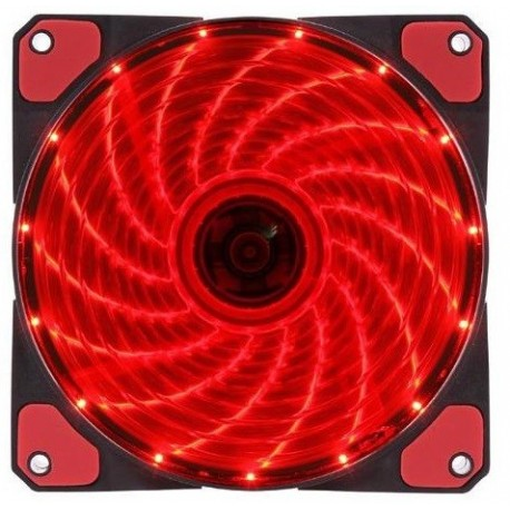 Digital alliance Fan Orkaan RED - 12Cm