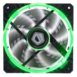 ID Cooling silent CF 12025-R - 12Cm Green