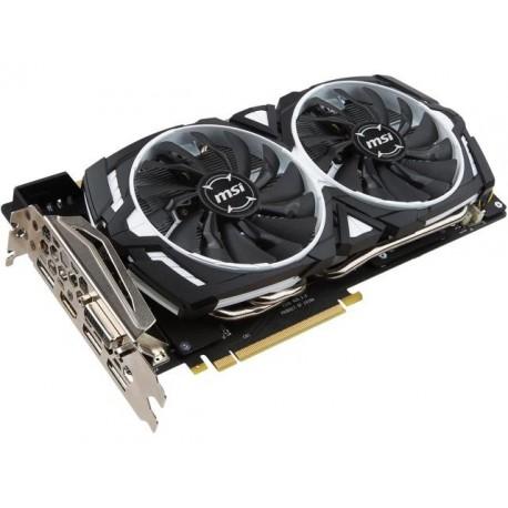 MSI GTX 1070 ARMOR  8GB-DDR5X-256BIT