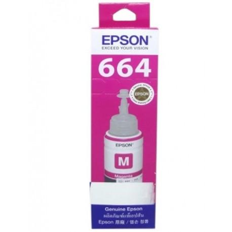 Tinta EPSON T6643 Magenta L epson