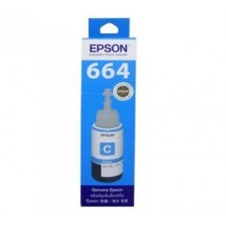 Tinta EPSON T6642 Cyan L epson