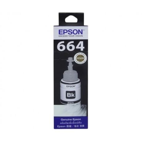 Tinta EPSON T6641 Black L epson