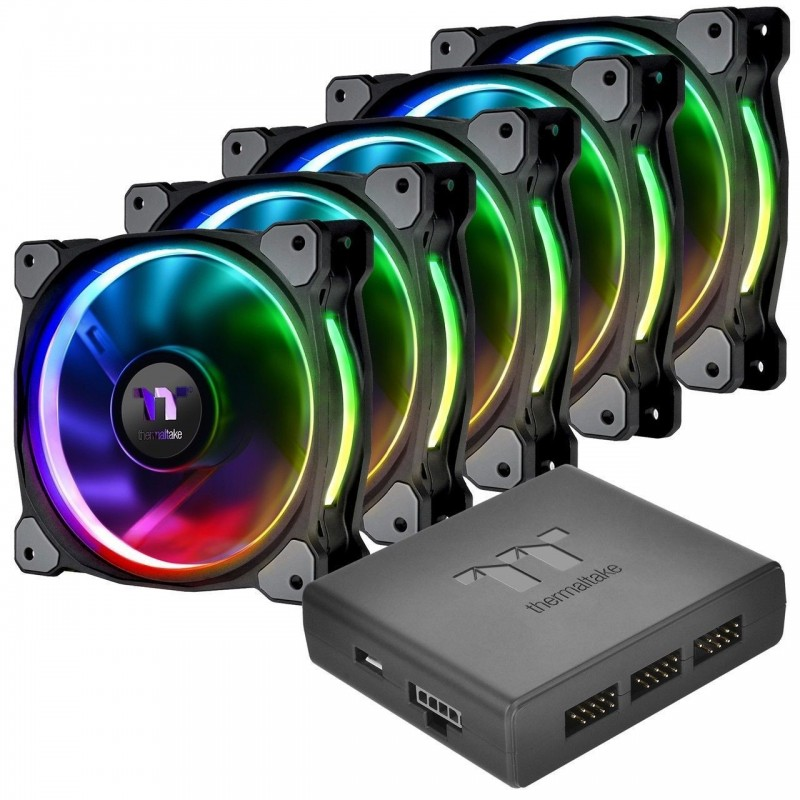 Harga Jual Fan Cpu Thermaltake Riing Plus Premium Edition