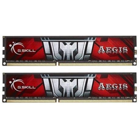 Gskill RipJaws V 8GB DDR4 (2X4GB) 2400Mhz F4 C15D