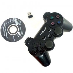 Gamepad | Stick GAMESHOCK Wireless (PC-Android-PS3)