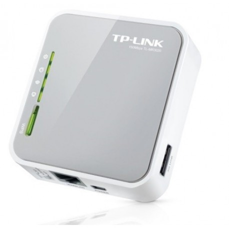 TP Link Mr3020, 3G Wifi Router