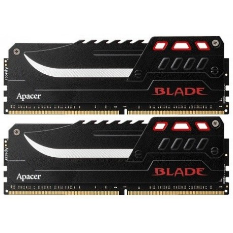 Apacher Blade fire DDR4 8GB (2X4GB) 2400mhz