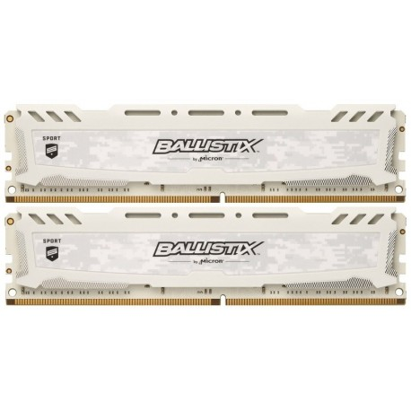 BALLISTIX SPORT 32GB DDR4 (2X16GB) 2666mhz