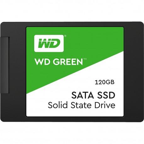 SSD 2.5inc Western Digital Green - 120GB SATA Gen 3