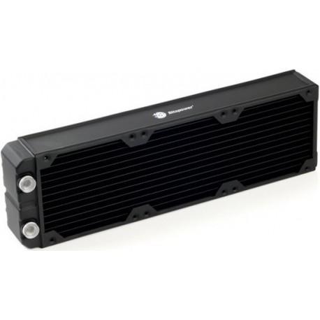 "BITSPOWER BP RADIATOR NLX360 F4PB Leviathan Xtreme 360 4xG1/4"" Radiator"