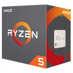 AMD RYZEN 5 2600 6-Core 3.4 GHz  - AM4
