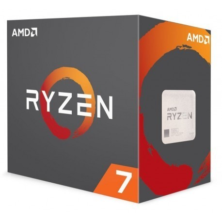 AMD RYZEN 7 2700 8-Core 3.2 GHz - AM4