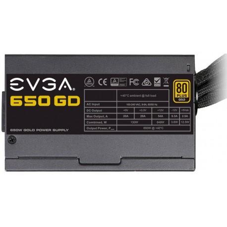 EVGA 650GD - 650W 80+ GOLD