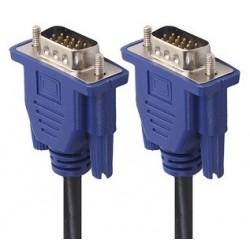 Kabel VGA ke VGA  3m (HQ)