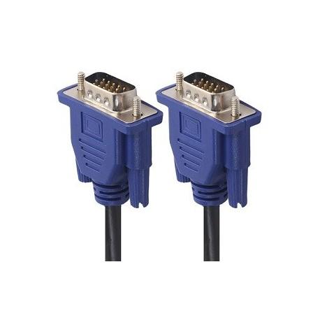 Kabel VGA ke VGA 5m (HQ)