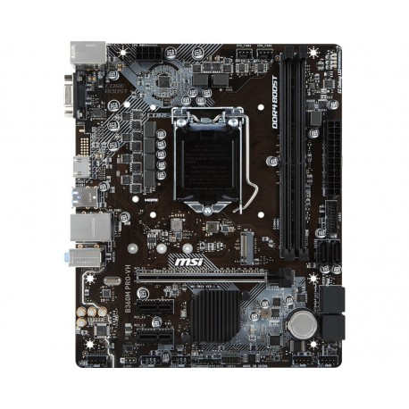 MSI B360M PRO-VH  - 1151