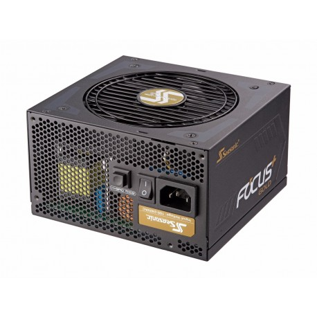 Seasonic FOCUS Plus Series PX650 650W 80+ Gold FULL MODULAR