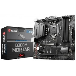 MSI B360 GAMING MORTAR  - 1151
