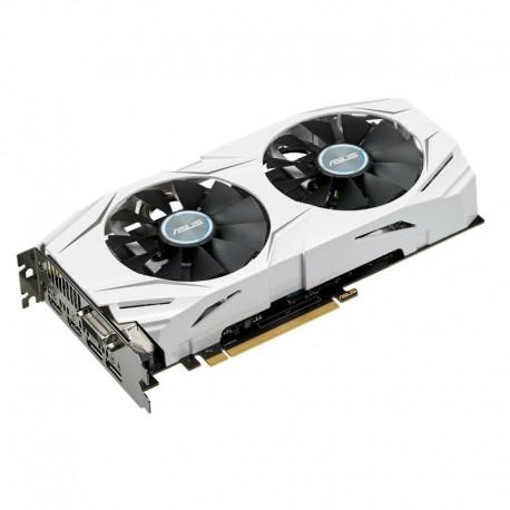 ASUS Dual series GeForce GTX 1070 OC edition 8GB GDDR5