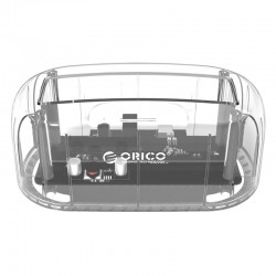 ORICO 2.5 / 3.5 inch USB3.0 Transparent Hard Drive Dock (6139U3)