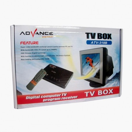 TV Tuner Advance ATV-318D (TV  Box)