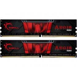 Gskill Aegis 16GB DDR4 (2X4) 2400MHZ F4-2400C17D-16GIS