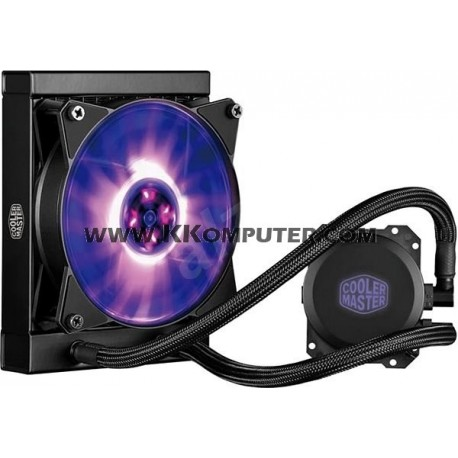 MASTERLIQUID ML120L RGB - RGB. All-In-One